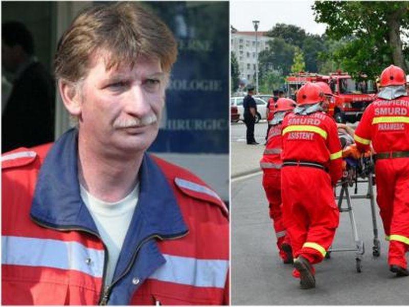 Dr. Valentin Anton, medic primar Medicină de Urgență, a murit!