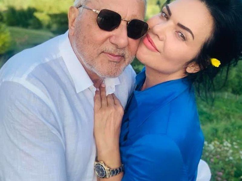 Ioana Simion, soția lui Ilie Năstase, a depus actele de divorț