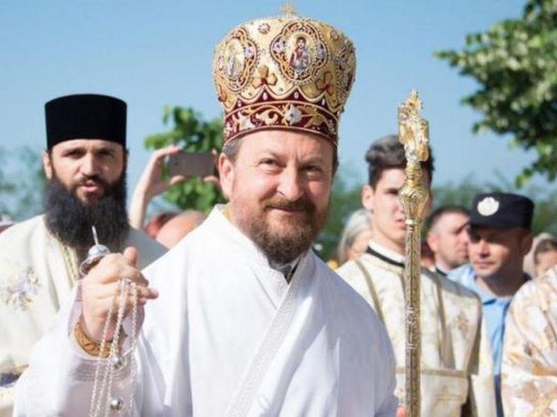 Fostul episcop de Huşi, Corneliu Bârlădeanu, arestat pentru 30 de zile