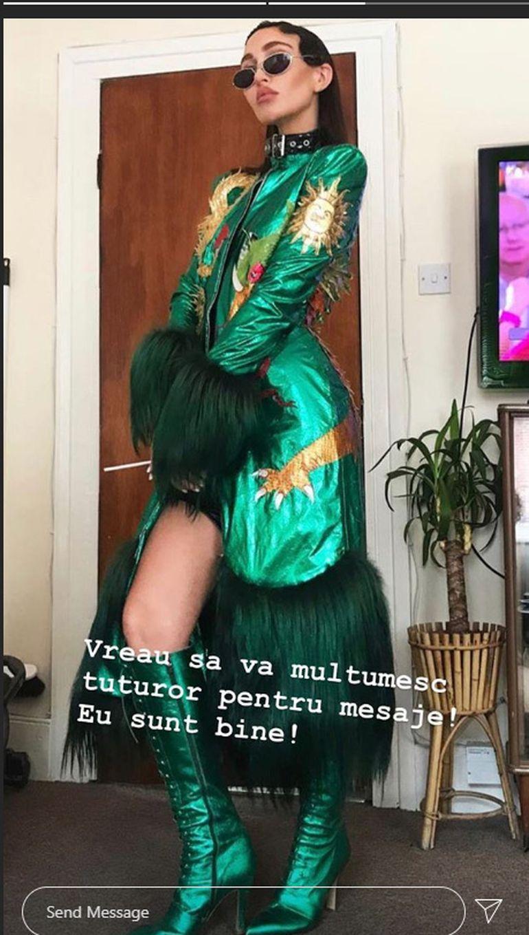 Margherita din Clejani, mesaj șocant pe Instagram! Ce a scris vedeta?