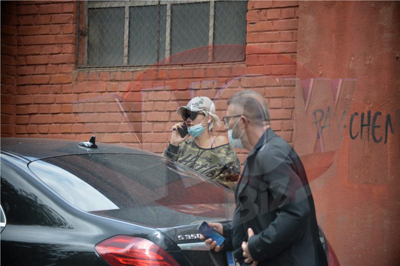 Primele imagini cu Margherita, la 3 zile de la scandal! Ce i-a făcut Ioniță în plină stradă