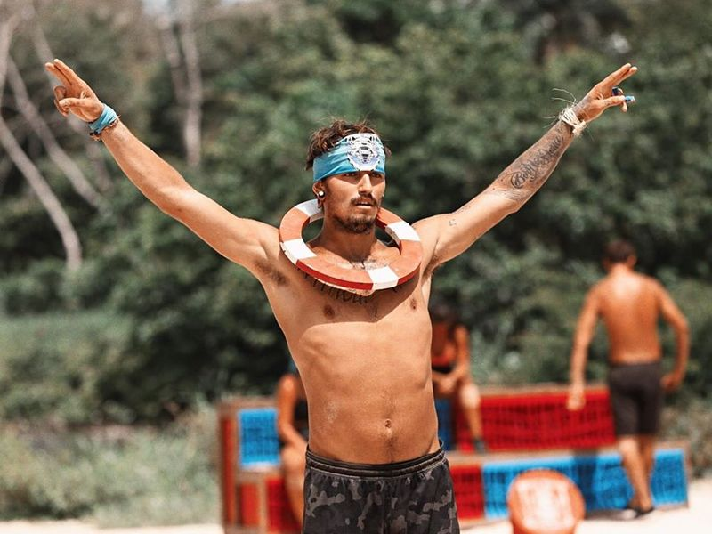 Emanuel Neagu in Finala Survivor Romania