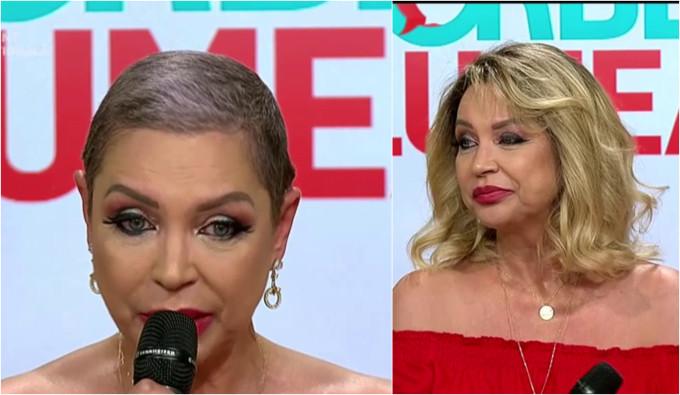 Actrița Eugenia Șerban, diagnosticată cu cancer, a apărut fără perucă, în direct