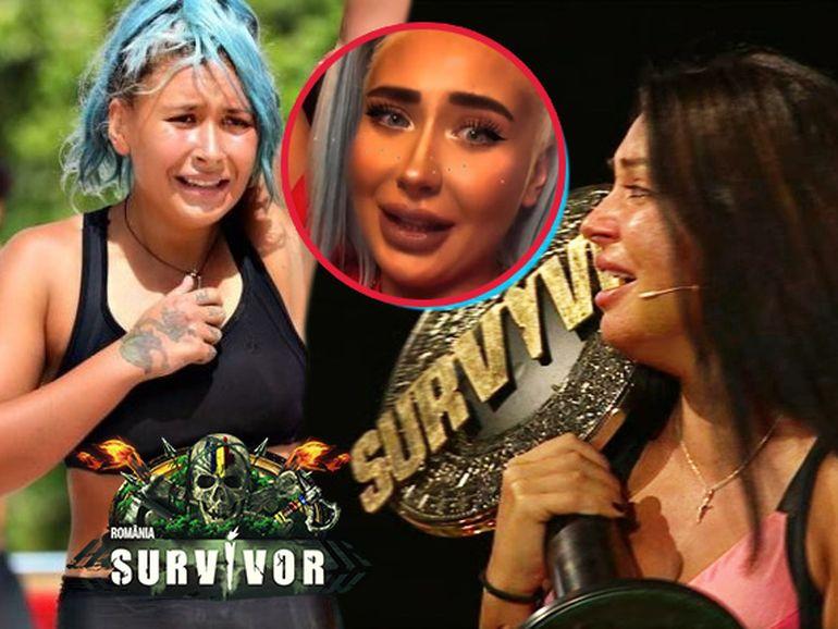 Faimoasa Emy Alupei, prima reactie dupa Finala Survivor castigata de Elena Ionescu: