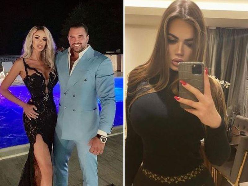 """Bianca Drăgușanu transmite amenințări pe Internet, după ce Alex Bodi a confirmat relația cu Daria: """"Să vă ferească Dumnezeu..."""""""