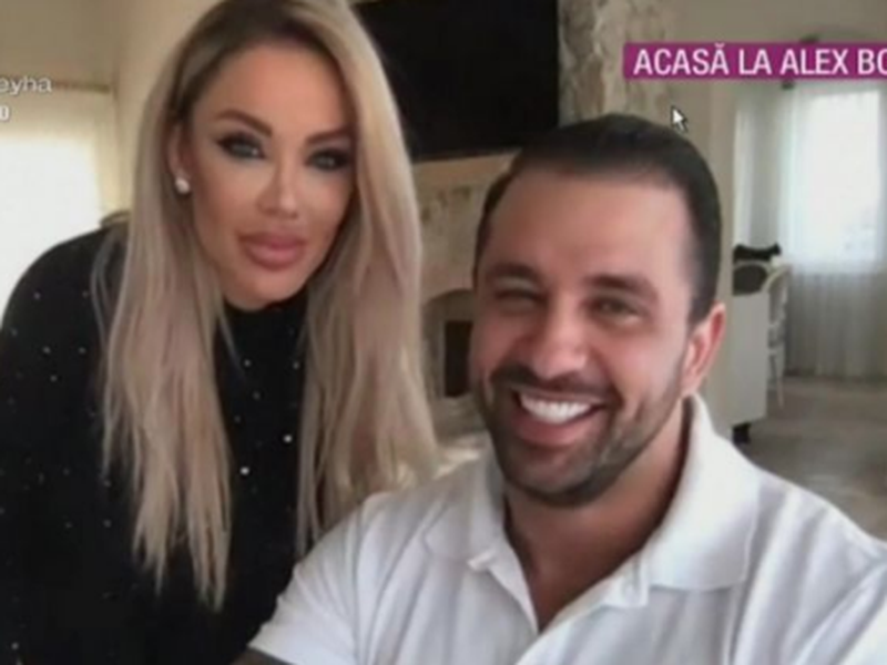 Bianca Drăgușanu o atacă pe iubita lui Alex Bodi, Daria Radionova