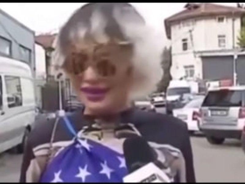 """Margherita de la Clejani, cel mai ciudat interviu. """"Margherita cea veche nu mai exista"""". Cum a putut sa se imbrace fata Clejanilor!"""