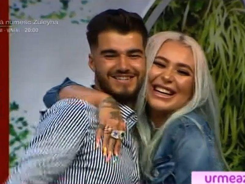 Iancu Sterp și Emy Alupei, prima apariție televizată împreună