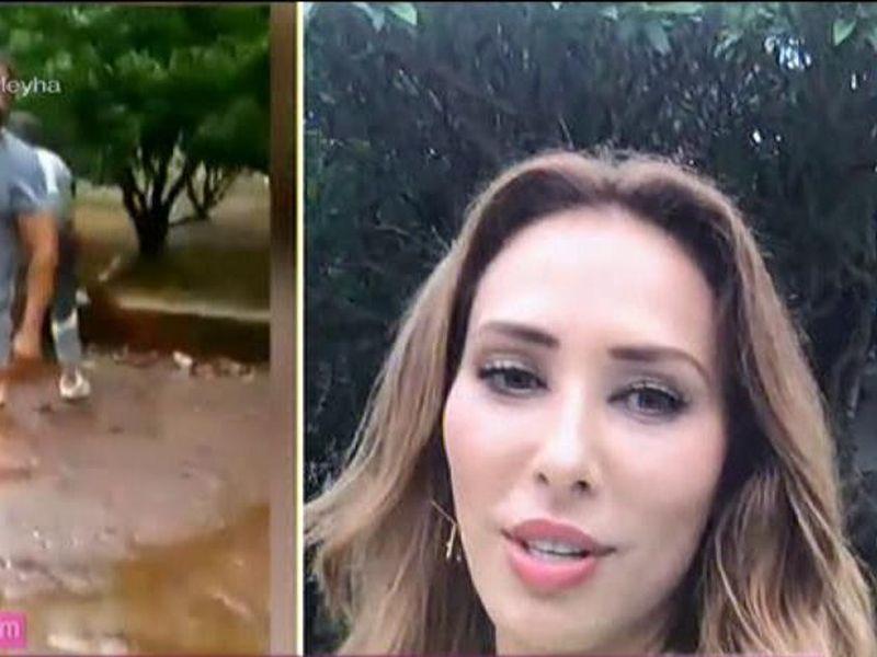 Iulia Vântur și Salman Khan, surprinși într-o ipostază neobișnuită
