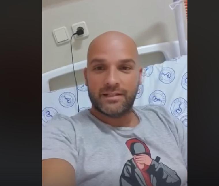 """Andrei Ștefănescu, noi declarații de pe patul de spital, după ce a fost depistat pozitiv cu COVID-19: """"Nu este o simplă răceală.."""""""