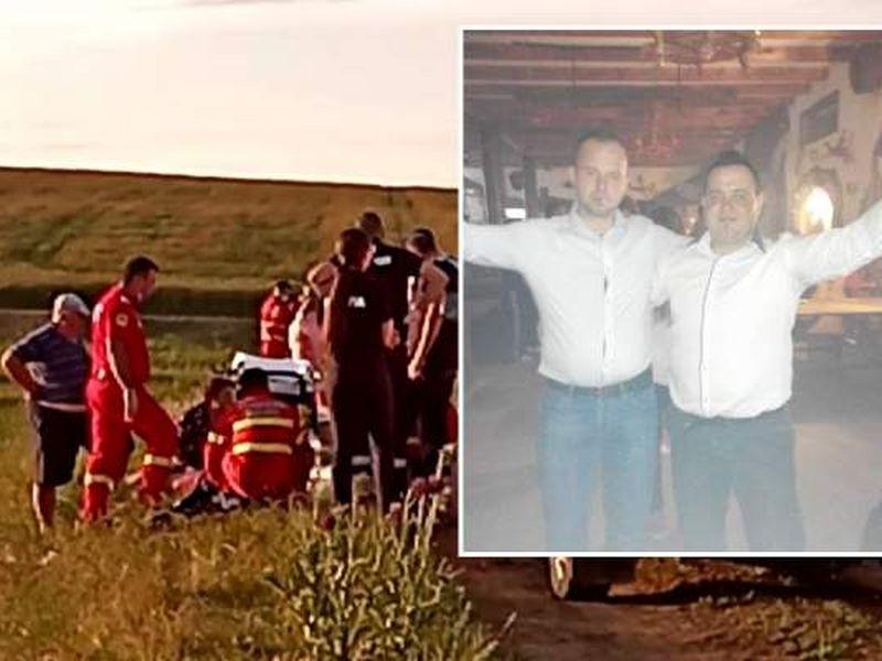 Tragedia continuă în satul Teleormanu. Fratele jandarmului înecat în Balta Grabu care, inițial, a supraviețuit incidentului, a murit duminică în spital