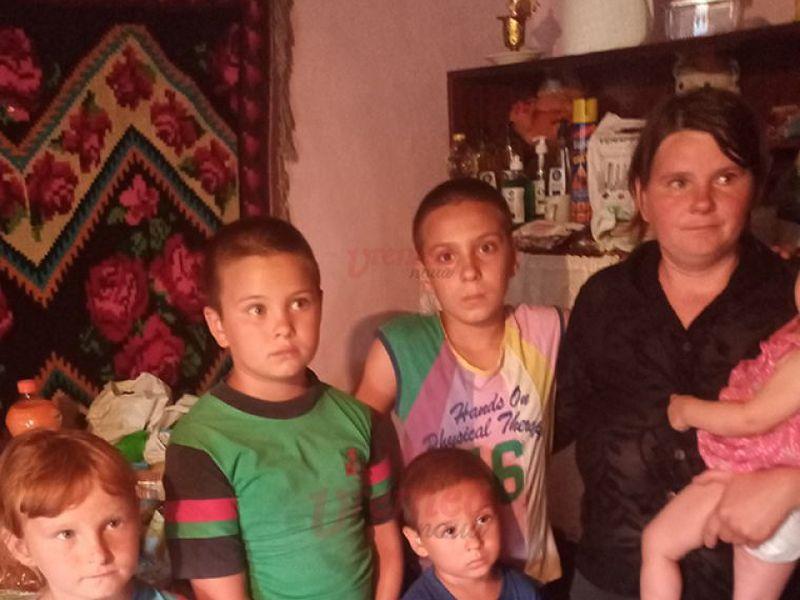 Primele vești bune pentru cei 5 copii care plângeau de foame