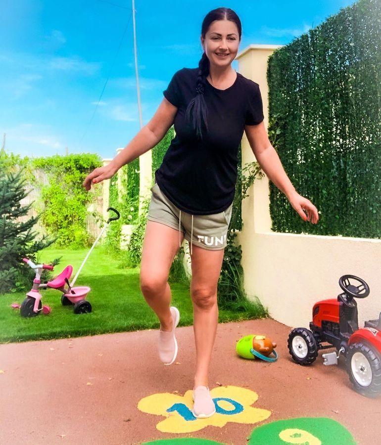 Imagini incredibile! Gabriela Cristea, de nerecunoscut. Cum a reușit să slăbească 25 kg! Ce dietă minune a urmat vedeta! EXCLUSIV!