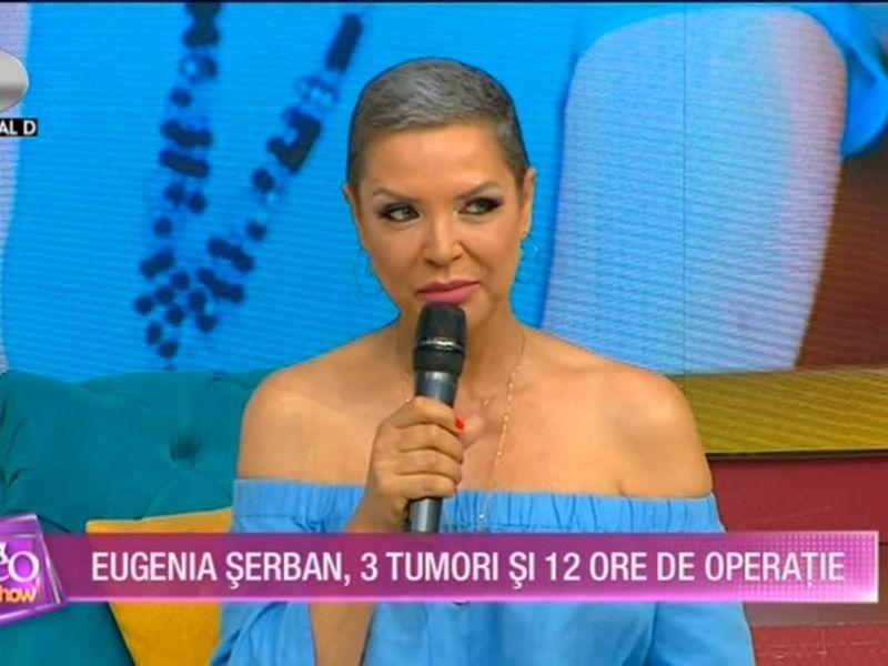 """Eugenia Șerban va fi supusă altor două intervenții chirurgicale în lupta cu cancerul. Declarații în exclusivitate: """"Mulți îmi spun să îmi fie țărâna ușoară"""""""