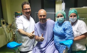 Mihai Mitoșeru a ieșit din operație. Primele declarații despre starea lui: Este bandajat la ambele picioare