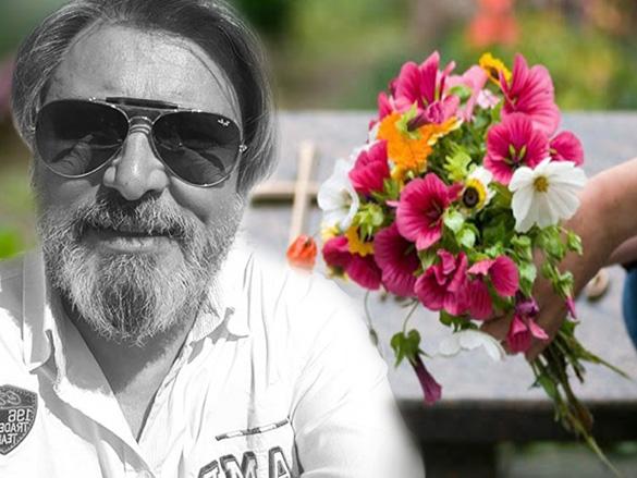 Ce a apărut la mormântul lui Cornel Galeș la șapte luni de la moartea lui! Imaginile au fost făcute publice