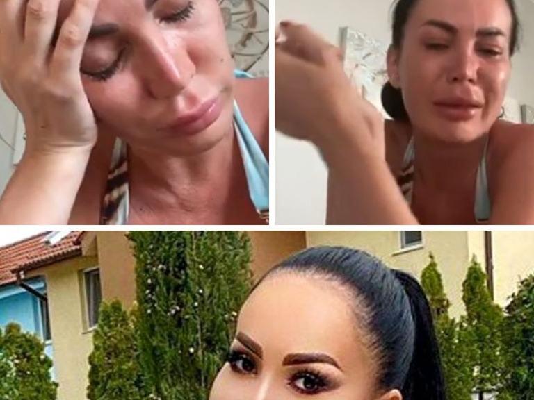 Ce a făcut ispita Bianca Pop în miez de noapte după ce a fost bătută
