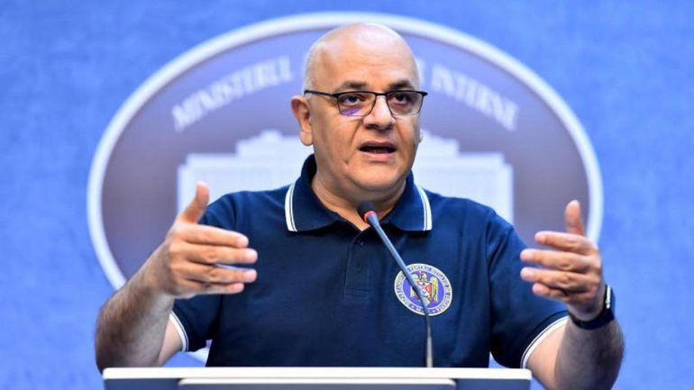 Raed Arafat, seful Departamentului pentru Situatii de Urgenta