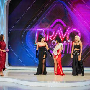 """Emy Alupei a fost eliminata de la """"Bravo, ai stil! Celebrities"""""""