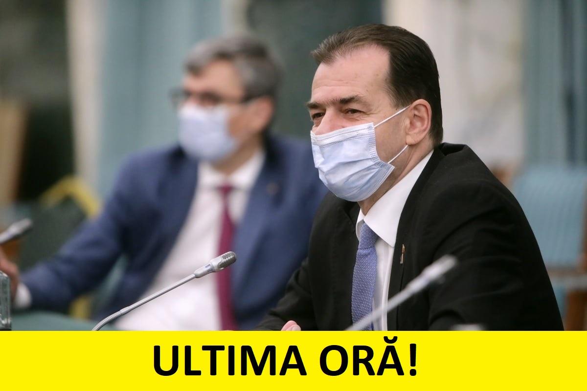 """Ultima oră! Ludovic Orban a anunțat ce se va întâmpla după 6 decembrie: """"Pot să vă spun că..."""""""