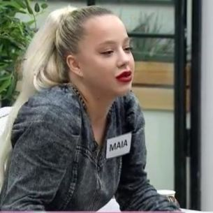 Maia este noua concurenta de la Puterea dragostei! Iata ce detalii incendiare au iesit la iveala despre frumoasa blondina!