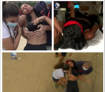 """Momente dramatice la Survivor România 2021! Majda, cărată pe brațe după ce i s-a făcut rău: """"Nu mai văd!"""" Ce s-a întâmplat?"""