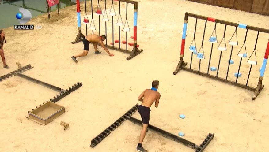 Final dramatic la Survivor Romania, decis la stafeta mixta! Ce echipa a castigat imunitatea si premiul suplimentar!