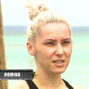 Imagini incendiare cu Romina, cea mai noua concurenta de la Survivor Romania 2021 din echipa Razboincilor!