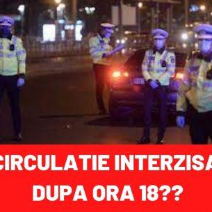 Se impun noi măsuri în România?! Circulația interzisă după ora 18?! Ce spune Premierul Florin Cîțu despre această decizie