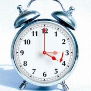 Se schimbă ora! România va trece la ora de vară. Ceasurile vor trebui date cu o oră înainte