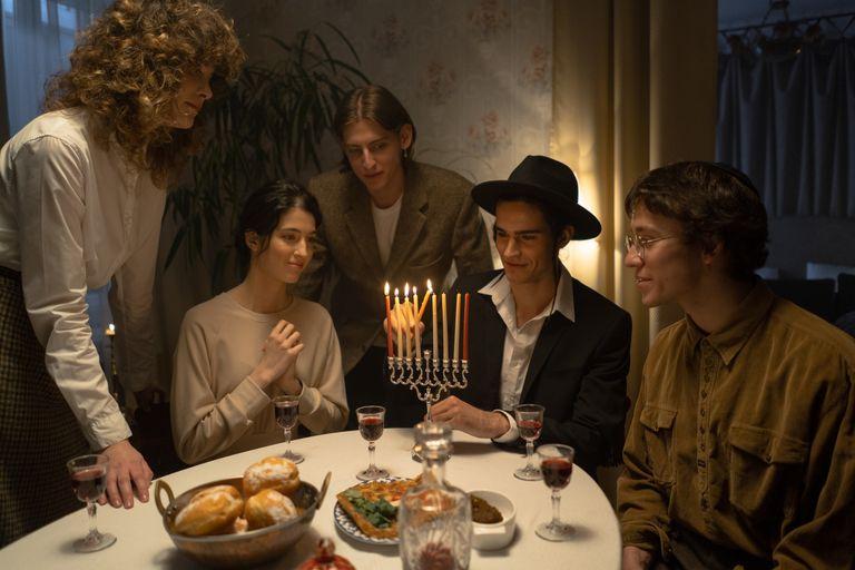 Intalnirea omului evreu)