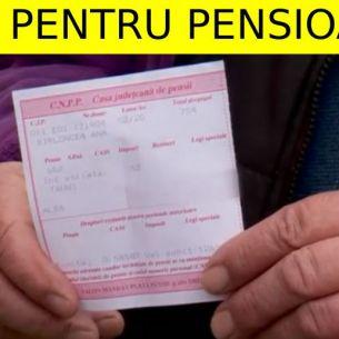 Anunțul momentului pentru toți pensionarii din România! Ce se întâmplă cu talonul de pensie în 2021