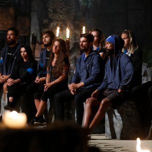 Razboinicii au nominalizat in primul consiliu al saptamanii la Survivor Romania! CINE se afla in pericol de eliminare din echipa albastra?