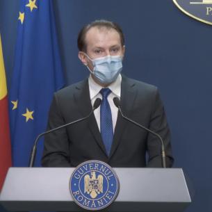 Florin Cîțu, prima decizie din poziția de ministru interimar al Sănătății! Ce schimbări a făcut premierul