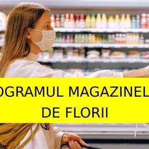Programul supermarketurilor și hipermarketurilor de Florii. Cum funcționează și ce orar au acestea