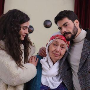 Sukran, bunica lui Miran din serialul