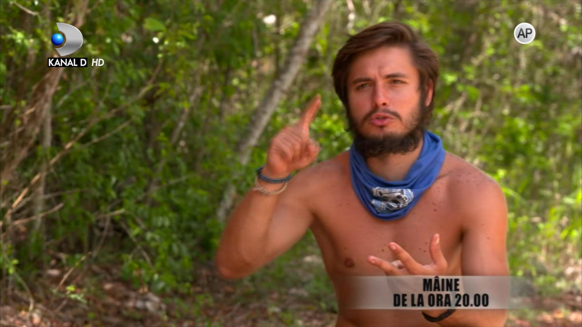 """Situație dramatică în echipa Războinicilor la Survivor România 2021. Albert ajunge la capătul răbdării după ce au pierdut jocul de imunitate: """"Ne certăm între noi, pleacă mereu cineva de la noi..."""""""