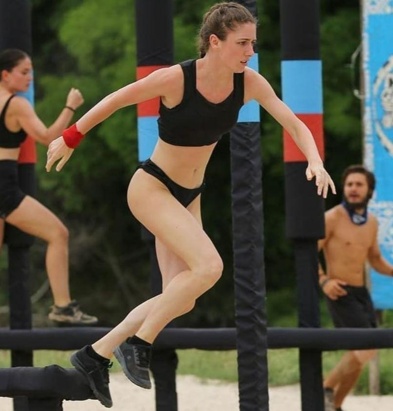 Andreea la Survivor România 2021