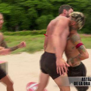 SCENE IREALE pe traseul Survivor Romania! Stefan Ciuculescu il ia la bataie pe Zanni, iar Sebastian Chitosca se baga intre cei doi Faimosi