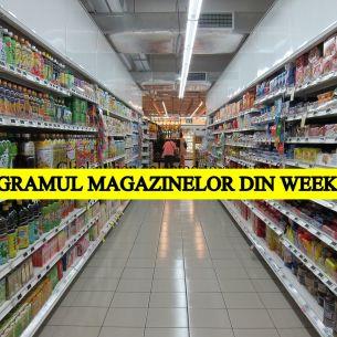Raed Arafat, anunțul mult așteptat de toată lumea! Ce se întâmplă cu magazinele din weekend