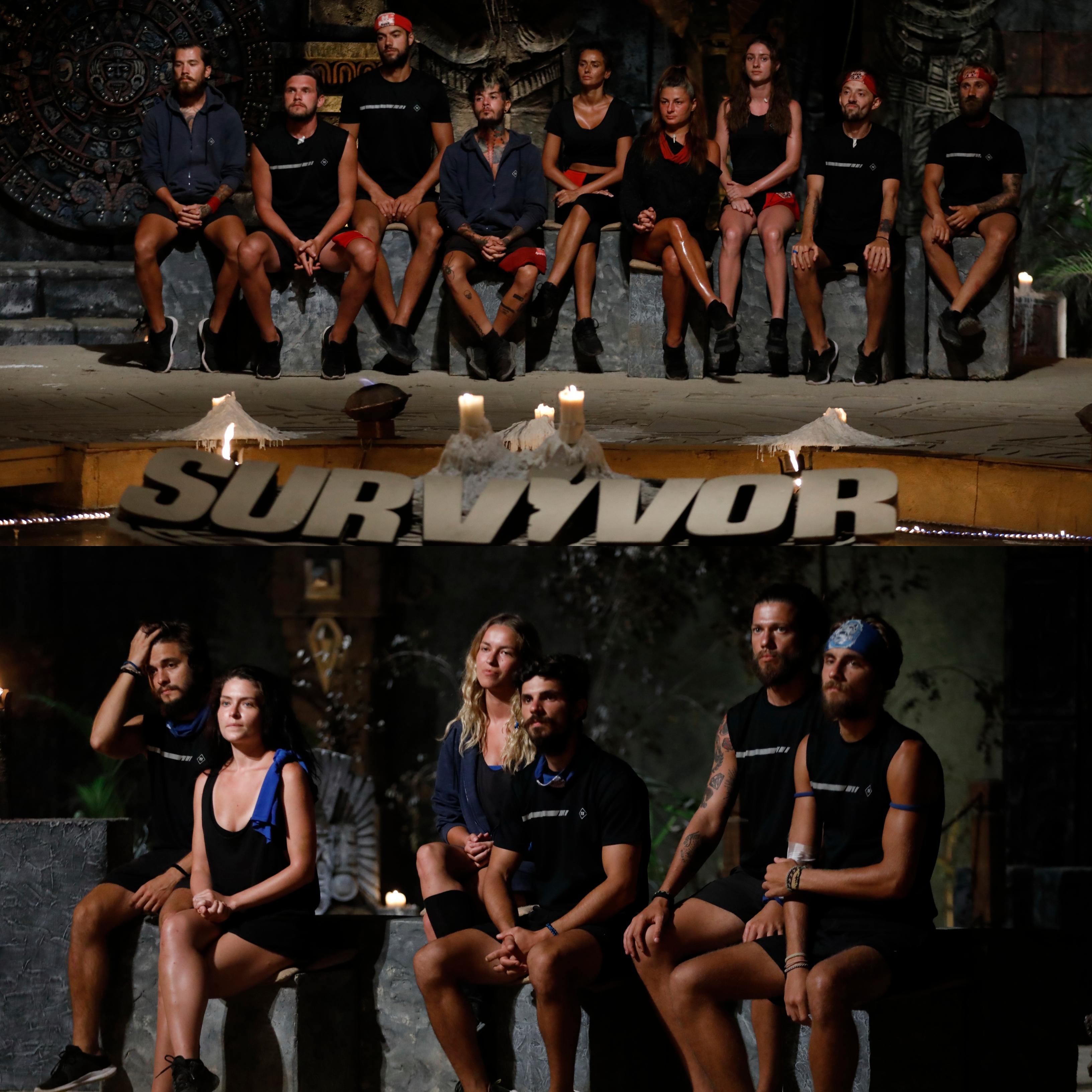 Emoții uriașe în consiliul de eliminare! Cine a părăsit competiția Survivor România 2021? Cinci concurenți s-au aflat în pericol de eliminare