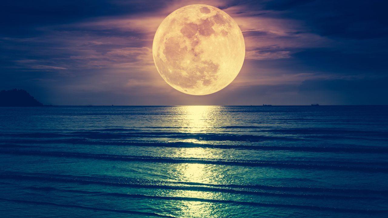 slabit luna plina)