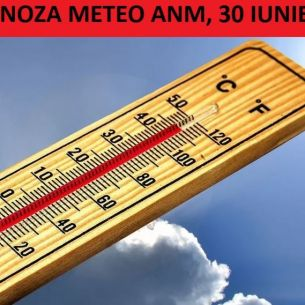 Prognoza meteo ANM pentru miercuri, 30 iunie 2021. Meteorologii anunta inca o zi caniculara in Romania. Iata zonele in care va persista disconfortul termic accentuat!