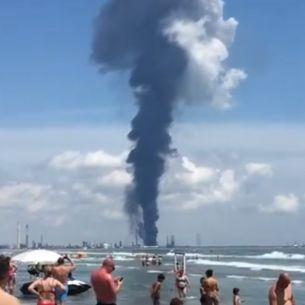 // EXPLOZIE Petromidia Năvodari //  O persoană a murit și 5 sunt rănite grav. Care sunt cauzele producerii exploziei?