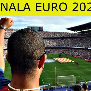 // FINALA EURO 2020 // Italia, noua campioană europeană!