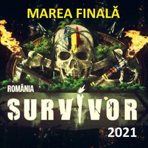 VIDEO: Live Stream Online FINALA Survivor România 2021. Vezi Video întreaga competiție AICI