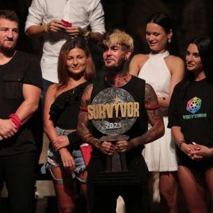 Cu cine a sărbătorit Zanni victoria de la Survivor România 2021. Ana Porgras a făcut publice imaginile