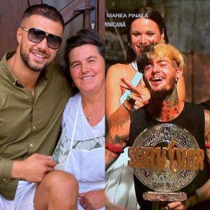 Motivul pentru care mama Geta nu l-a susținut pe Zanni! Ce a spus aceasta despre Andrei, înainte de Marea Finală Survivor România