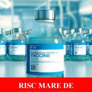 Semnal de alarmă la nivel mondial! FDA a anunțat că vaccinarea cu serul anti-Covid Johnson & Johnson riscă dezvoltarea unei afecțiuni neurologice rare