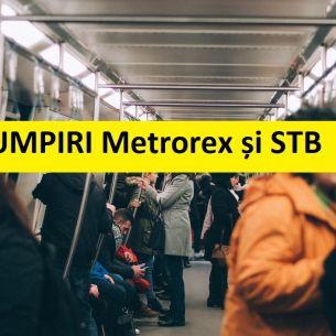 SCUMPIRI Metrorex și STB de la 1 august 2021. Biletul STB, de două ori mai scump. Cât va costa o călătorie cu metroul?